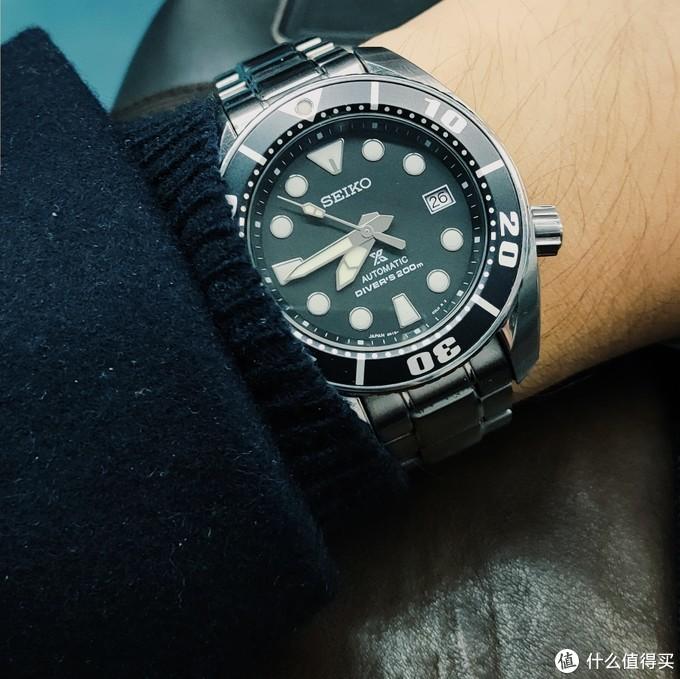 一只实实在在的亲民腕表——精工sbdc001(小mm)
