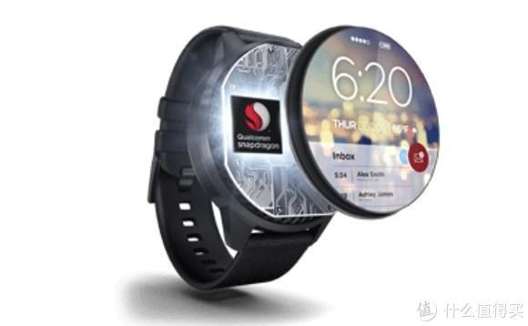 基于12nm骁龙429的智能手表将发布 其最终形态是智能手机