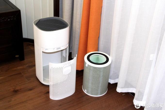 新房装修污染,720全效空气净化器C400,重新定义新空气