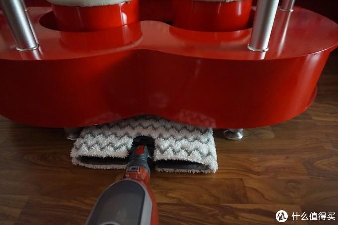 用我的热度给你清洁的深度 - Shark鲨客蒸汽除菌拖把P3评测