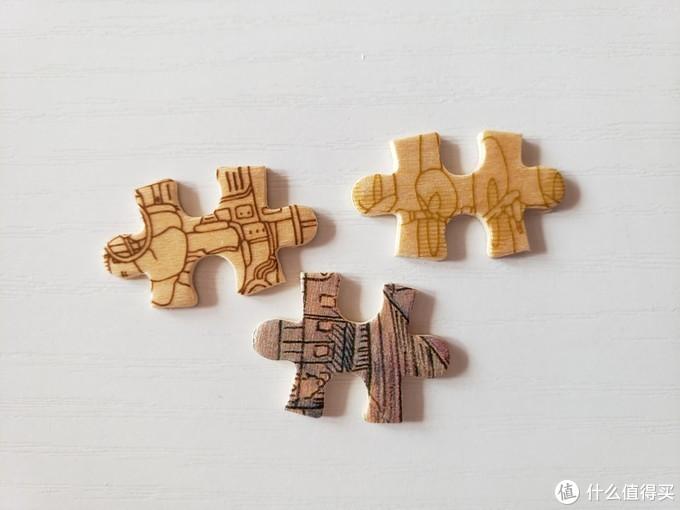 Ensky木质拼图 —— 天空之城 虎娥号