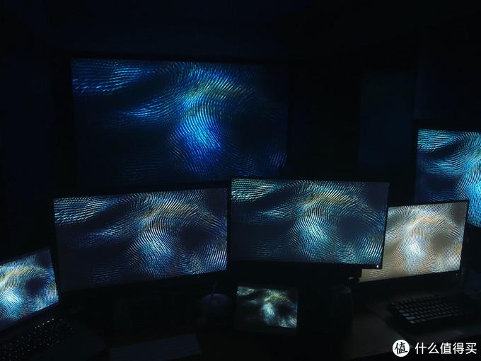 从一台电脑七个屏幕联想到的桌面连接方案分享