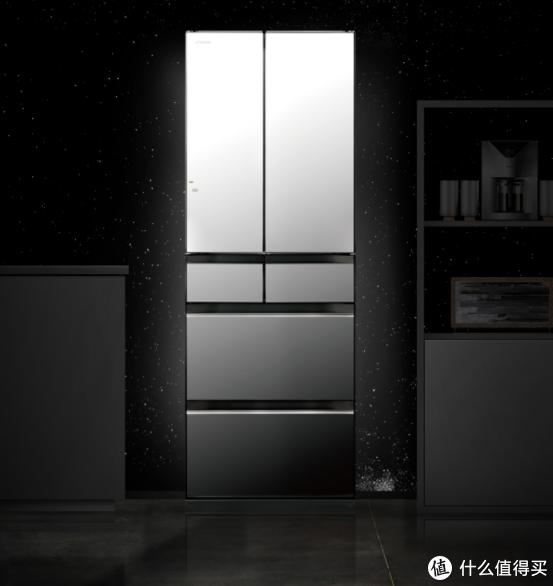 满足全家储鲜需求,日立顶级锁鲜冰箱推荐
