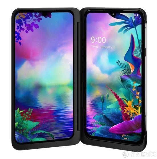 双屏交互、骁龙855:LG G8X ThinQ、LG Dual Screen专属双屏配件 正式发布