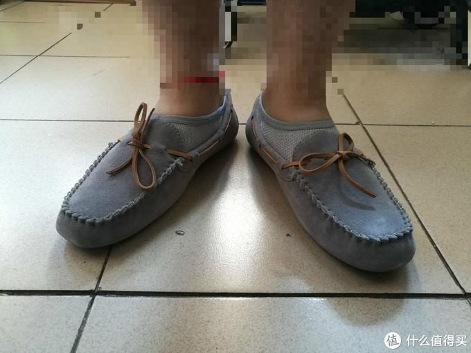 舒适的白菜豆豆鞋——InteRight 豆豆鞋开箱