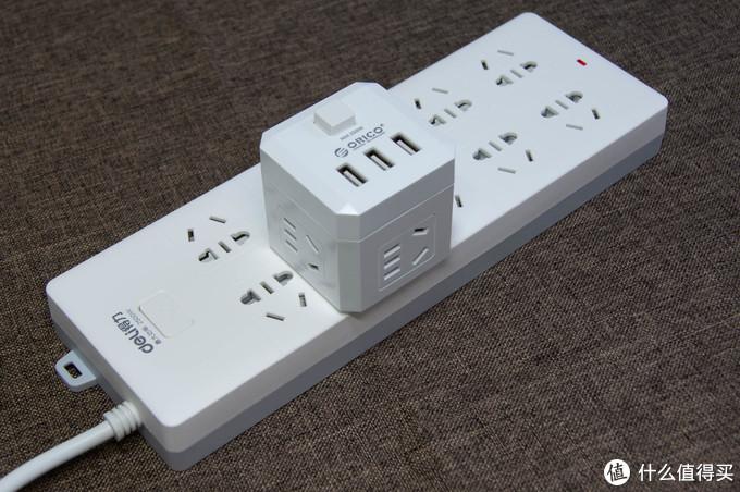 轻便随行充电小魔方——ORICO电力方插座体验