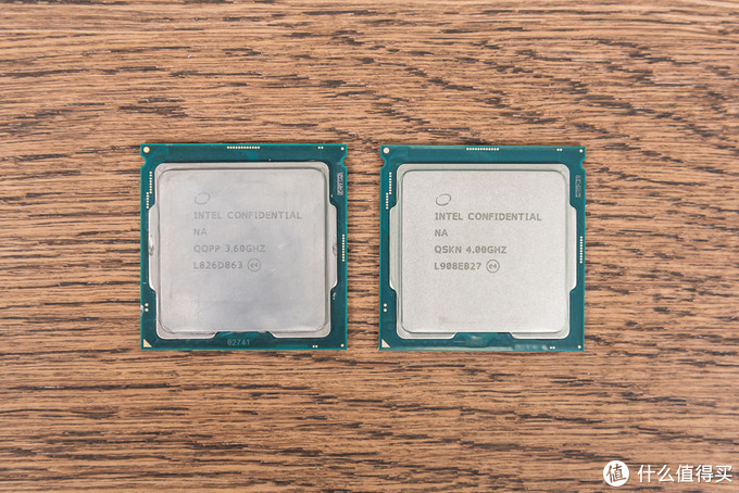 左侧9900K、右侧9900KS▲