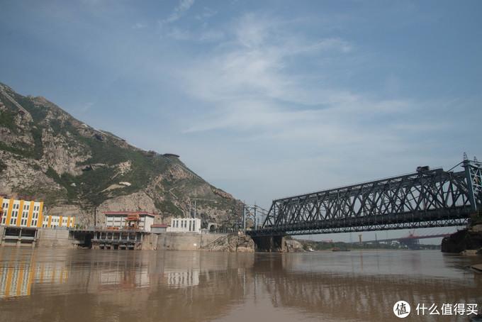 陕西龙门古渡景观