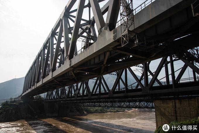 山西可以更近的看到钢构桥