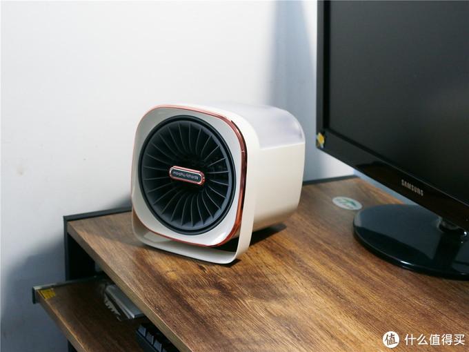 「超逸酷玩」摩飞桌面冷暖风机附带水箱四季使用不干燥
