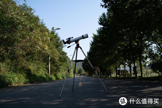 小米有品上线星特朗天文望远镜,250倍率,普通人买得起
