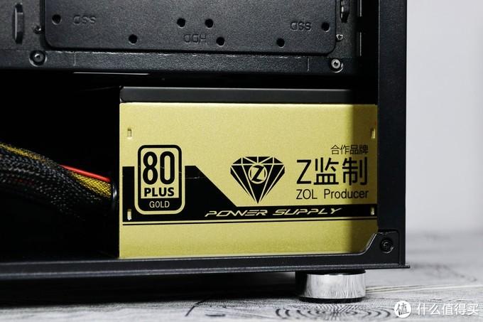 游戏主机需要大瓦电源吗?金河田GF600 双认证金牌电源开箱有感