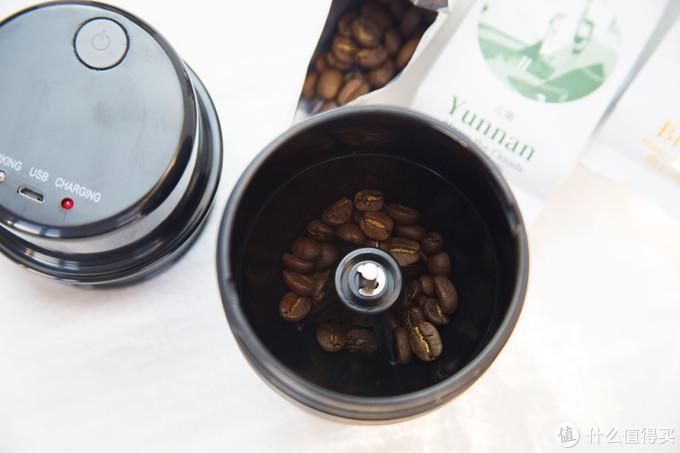 靠咖啡续命的每一天—众筹MANGOL电动咖啡研磨机