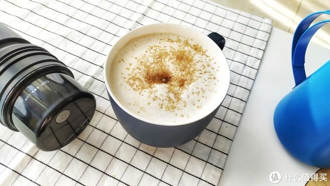 再来点黄金咖啡糖,完美~~