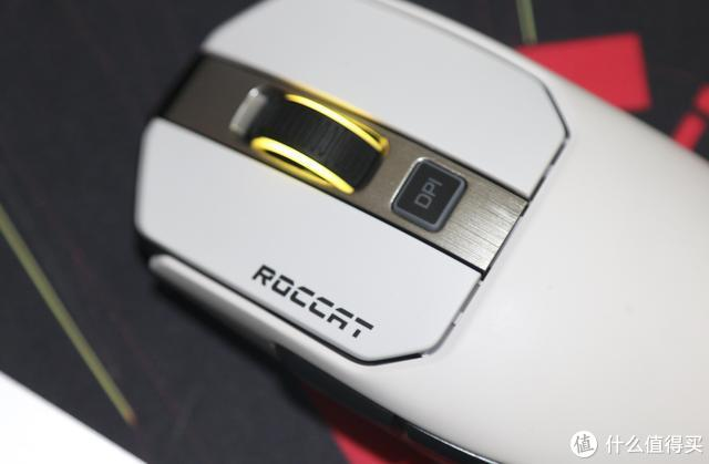 德国第一外设品牌冰豹ROCCAT Kain 202 AIMO无线电竞鼠标轻体验