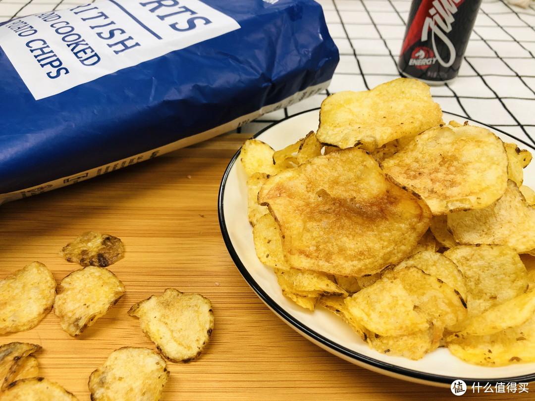 埋藏在十款网红薯片中的好吃又低卡的薯片,你不知道了吧?