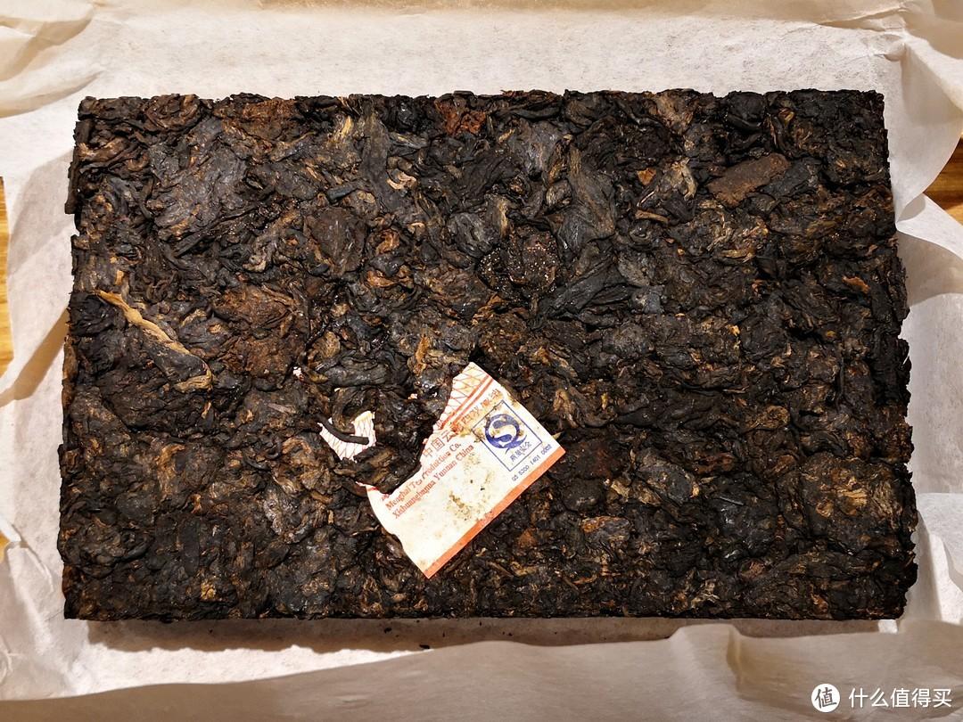 《口粮茶篇》大益 老茶头901(2009) 普洱熟茶  详细测评