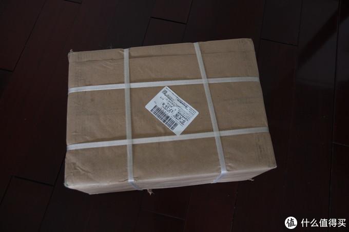 京东送来的时候是这样的,看着包装还算仔细