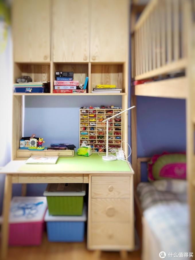 儿童房装修灵感库:这位妈妈给孩子量身定做了一个童年乐园