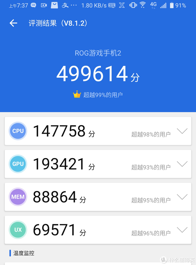 ¥10000+够为信仰充值嘛?ROG 游戏手机2 机甲版 体验