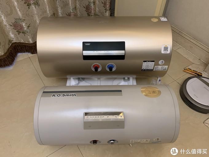 加热快水量大 A.O.史密斯80升电热水器使用感受