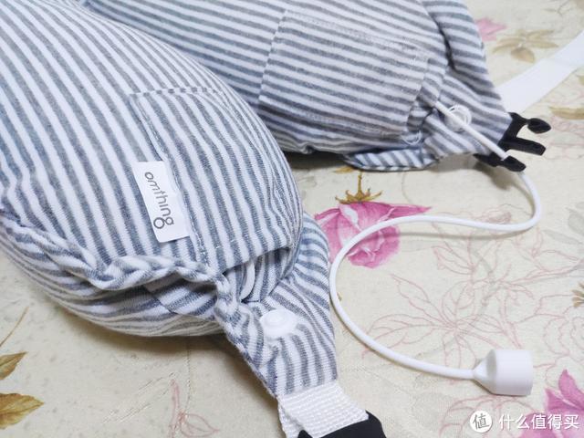 一路畅听,音乐随行 omthing旅行必备多功能U型枕