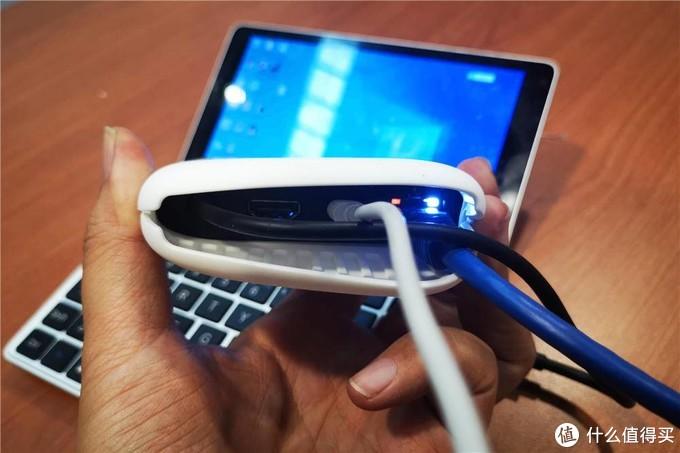颜值控的专属USB-C扩展坞,洛斐Whale鲸灵