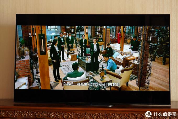 """索尼A9G图像模式设置为""""电影"""""""