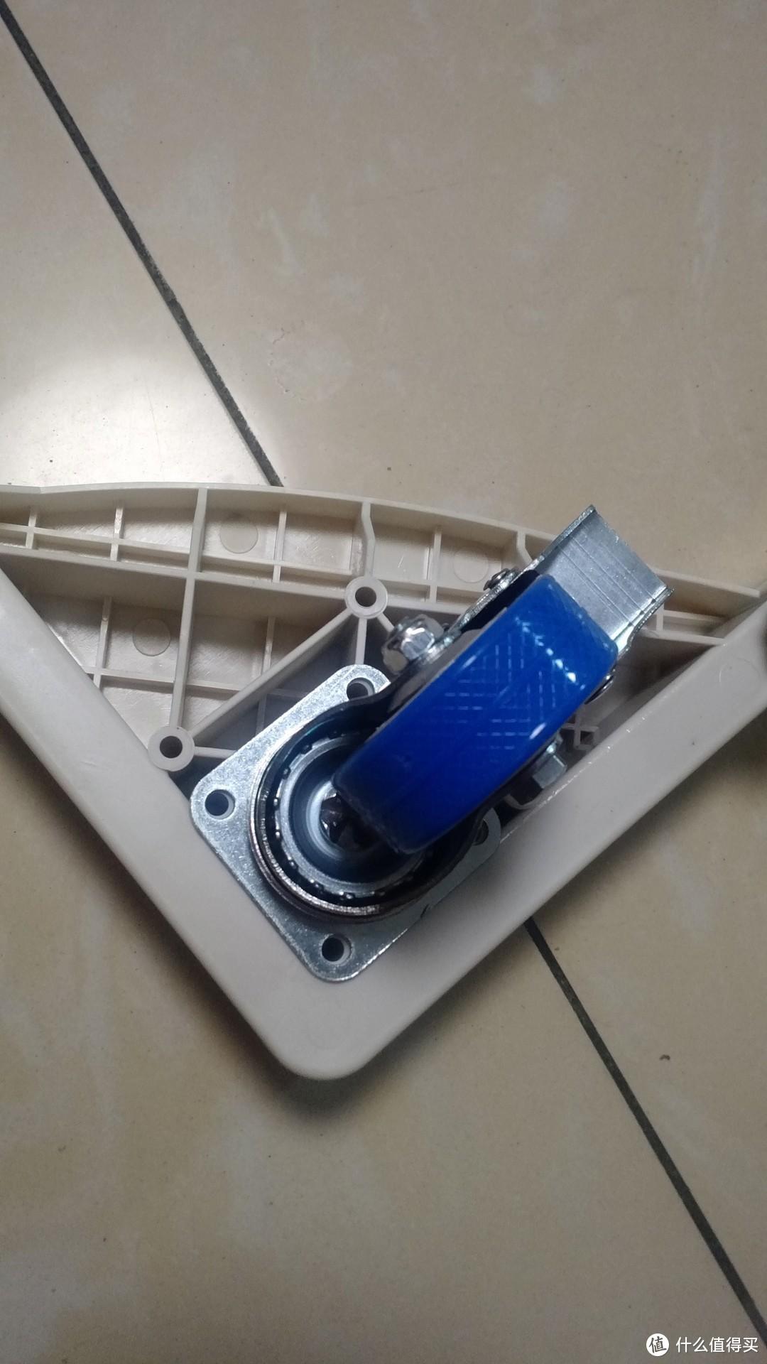 洗衣机支架--给你的洗衣机加个溜冰鞋!