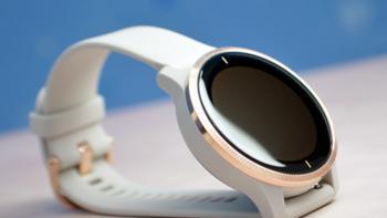 Garmin Venu 多功能运动手表:不仅是漂亮的实力派,还是你的全天候生活运动管家