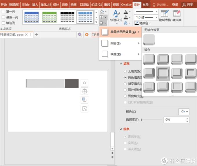 都说Excel是表格小能手?PPT表示不服!你知道PPT表格功能还能这样用吗?