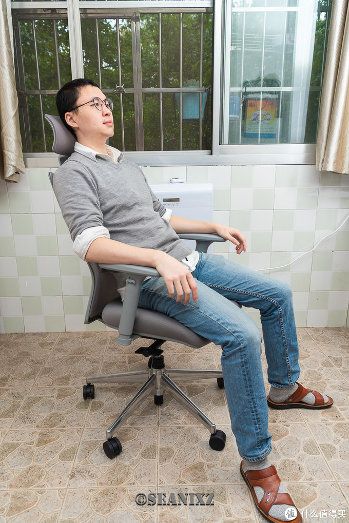 第二次进村:日本okamura portone冈村人体工学椅 轻体验