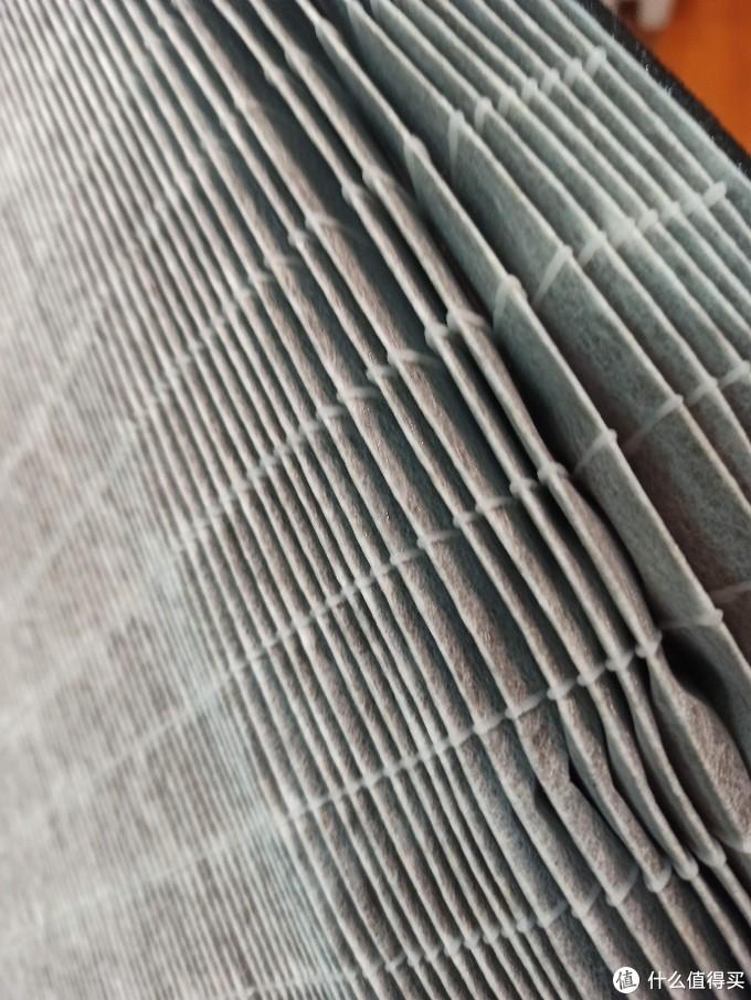 夏普sharp空气净化器(用了4年后里面脏不脏?)更换活性炭格和过滤网