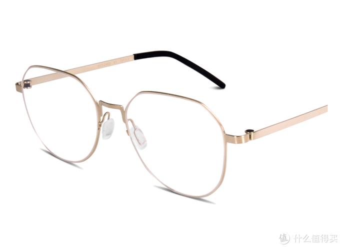 复古回潮,金边银边戴起来:Tapole L10 / JOY6 眼镜晒单体验
