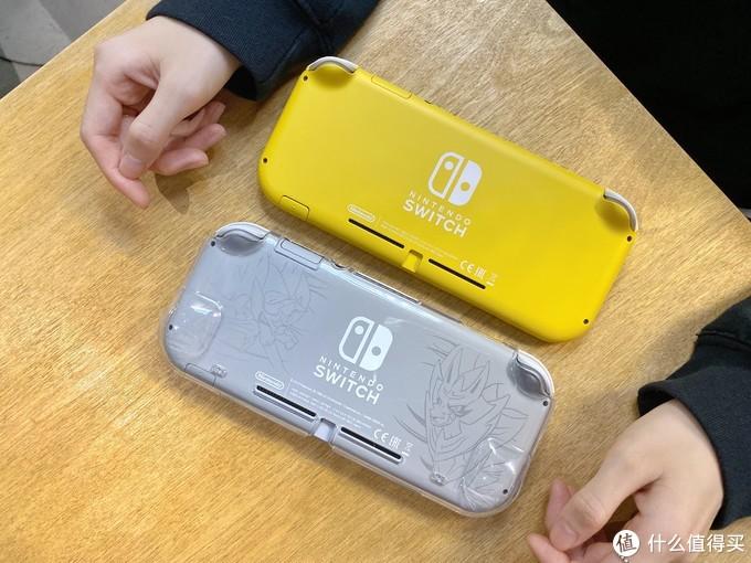Switch Lite宝可梦:剑/盾限定版!来自女颜控的极速上手开箱~