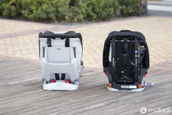 安全座椅真人测评   Britax对比 Graco,哪一款更值得入手?