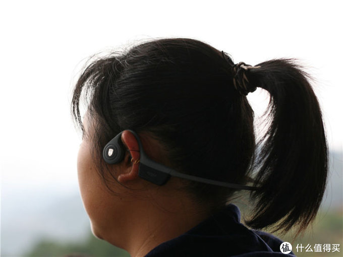南卡骨传导运动蓝牙耳机Runner 佩戴不入耳舒适 HiFi音效真香
