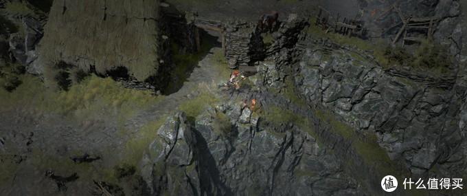 重返游戏:《暗黑破坏神4》正式公布!实机画面放出