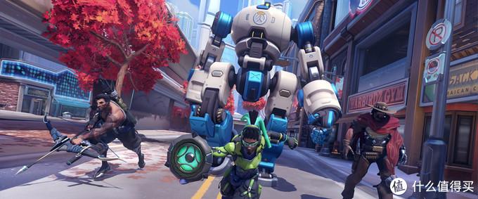 重返游戏:《守望先锋2》震撼公布,新英雄、新模式等内容公开