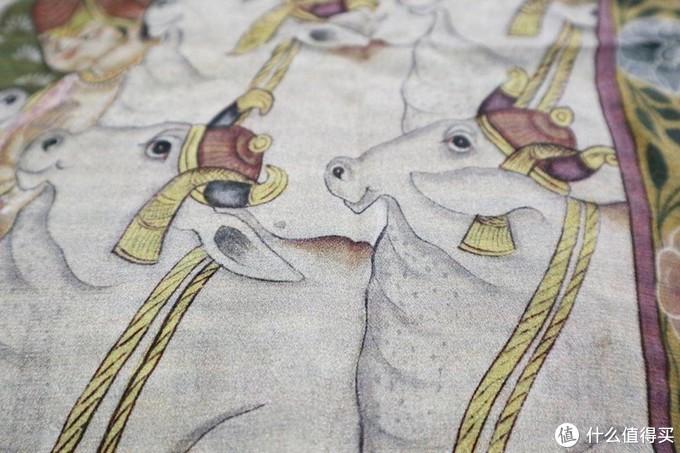 秋天就是大玩丝巾的季节-魔幻的伽罗佩斯利Paisley丝巾分享