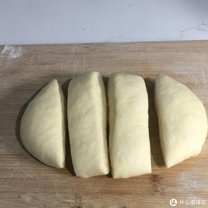 蒸烤箱美食篇之:颜值在线的牛奶哈司面包