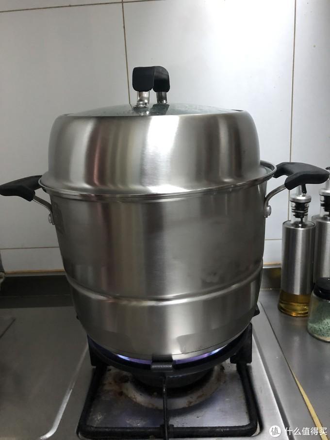 双十一苏泊尔不串味蒸锅开箱
