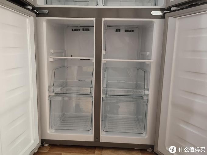 年轻人的大容量冰箱,Hisense海信哈利410升变频无霜冰箱评测
