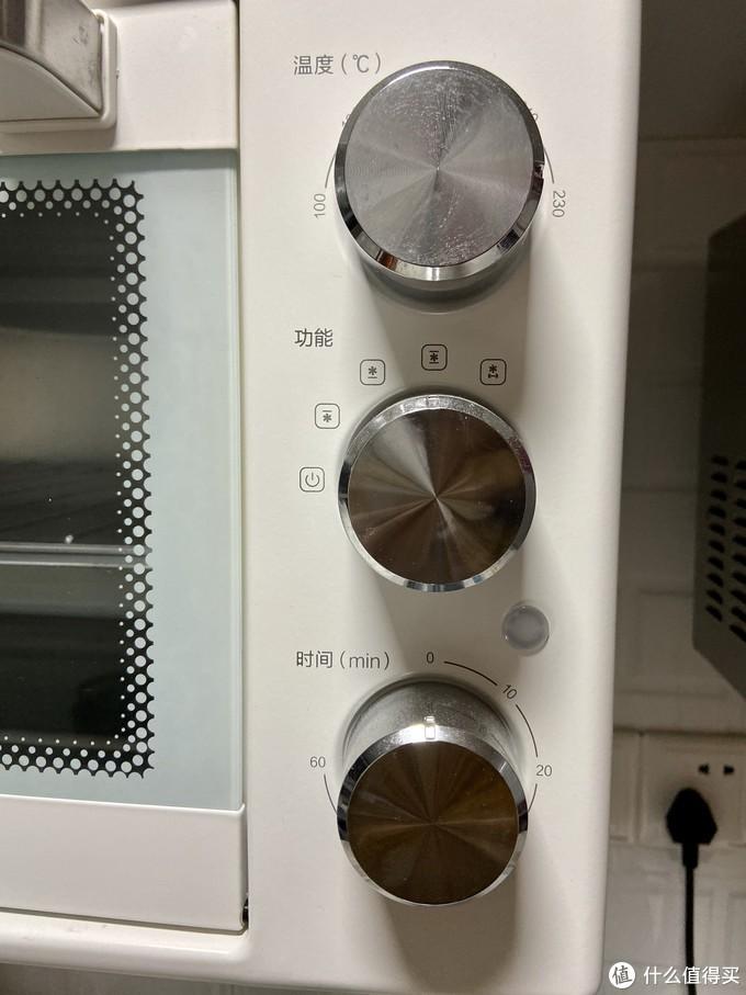 入门级的选择,200不到的云米32L电烤箱.不带智能噱头的产品依然能打