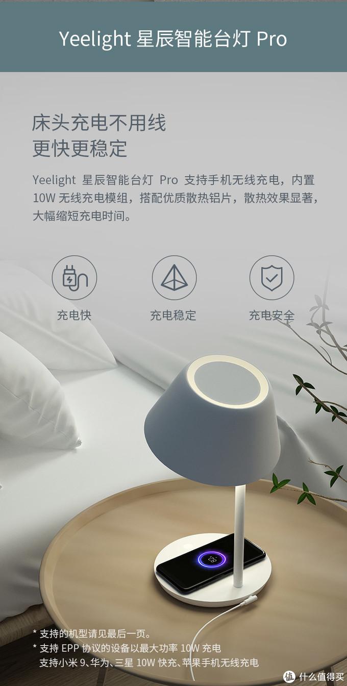 点亮你的夜——Yeelight星辰智能台灯Pro测评