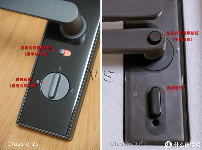 智能安防,经典再升级-鹿客智能指纹锁classic 2s