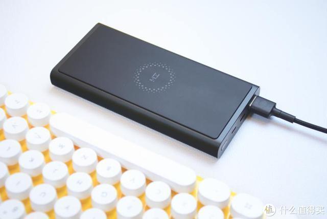 紫米PD双向快充+无线快充,239元售价的紫米10000毫安无线充电源