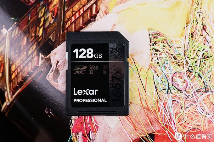 迎接4K超清拍摄时代,全画幅微单稳定器,还要雷克沙UHS-II 1667X 128G SD卡