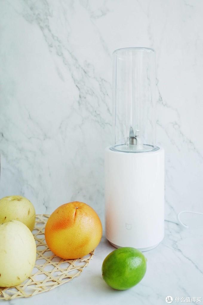 水果伙伴,厨房精灵--米家料理机使用体验和感受