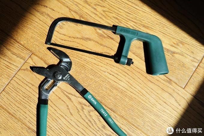 男人的居家必备工具 世达58件装修工具箱开箱